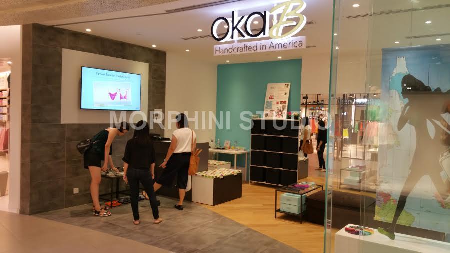 OkaB @ Plaza Singapura